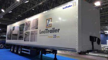 Lecitrailer, éxito de ventas en Solutrans