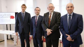 Creada la primera Cátedra de Derecho Aduanero de Europa