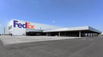 FedEx abre un nuevo hub internacional en Shanghái