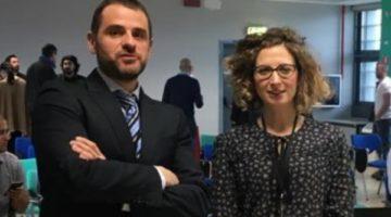 COSCO SHIPPING Lines Spain presenta en Turín sus proyectos SYNCHRO-NET
