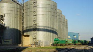 El Port de Tarragona estrena un servicio ferroviario de agroalimentarios con Monzón