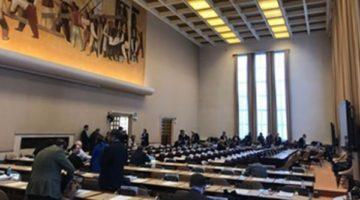 El CETMO defiende en las Naciones Unidas la continuación del Corredor Mediterráneo por el Magreb