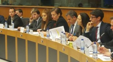 ASTIC pide en Bruselas una normativa que impida los proteccionismos y garantice la leal competencia
