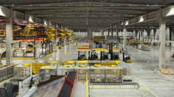 Inaugurado el nuevo hub de DHL Express en Bruselas