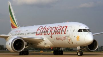 Ethiopian Airlines volará al aeropuerto de Barcelona