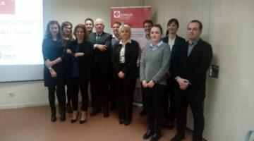 CIMALSA lidera un proyecto internacional para promocionar el transporte intermodal