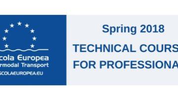 Nuevos cursos técnicos de la Escola Europea Intermodal Transport