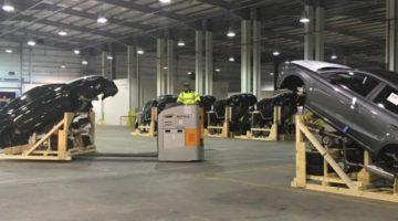 Grupo Sesé, logística para Volkswagen desde Navarra hasta Argelia