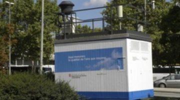 Se mantienen los niveles de dióxido de nitrógeno en la conurbación de Barcelona