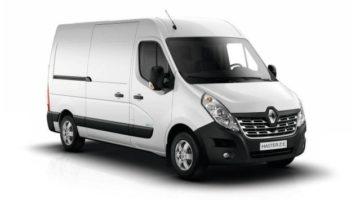 Master Z.E., nuevo furgón de Renault totalmente eléctrico