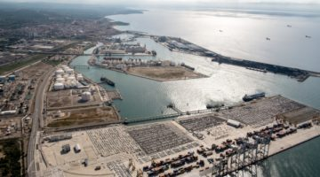El Port de Tarragona arranca el año con un crecimiento del 9,1%