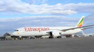 Ethiopian Airlines ya vuela de Barcelona a la capital de Etiopía