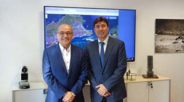 Los puertos de Santander y del Perú promueven el intercambio de experiencia