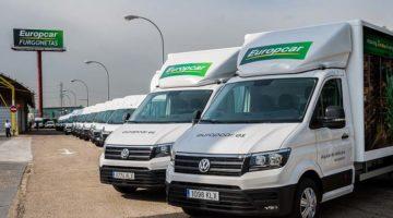 Europcar España inaugura dos Supersites de furgonetas en Madrid y Barcelona