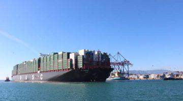 El Puerto de Málaga crece en tráficos un 4% de enero a julio