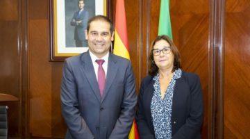 El Puerto de Huelva busca oportunidades con los puertos de Marruecos