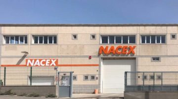 Nueva plataforma de NACEX en Canarias